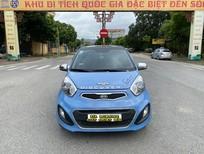 Cần bán gấp Kia Morning 1.0AT Sport 2011, màu xanh lam, xe nhập