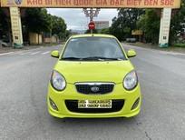 Cần bán Kia Morning slx 1.0AT 2009, màu vàng, xe nhập, 220 triệu