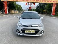 Bán xe Hyundai i10 1.2MT 2015, màu bạc, nhập khẩu chính hãng