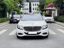 Bán ô tô Mercedes S500 2016, màu trắng