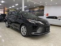 Toyota Sienna Platinum 2021, màu đen, xe nhập, đủ màu, giá cạnh tranh