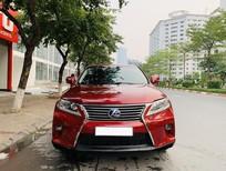 Bán xe Lexus RX 350 2009, màu đỏ, nhập khẩu nguyên chiếc