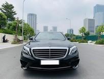Cần bán lại xe Mercedes S400 2014, màu đen Body S63
