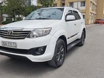 Cần bán xe Toyota Fortuner 2.7V Sport Tivo 2014, màu trắng, nhập khẩu nguyên chiếc, xe chất