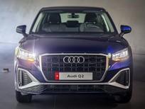 Bán Audi Q2 Sline 35 TFSI Đà Nẵng, màu trắng, nhập khẩu chính hãng, giá tốt