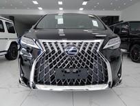 Bán Lexus LM300h sản xuất 2021, màu đen, nhập khẩu mới 100%