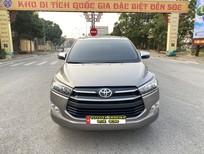 Cần bán lại xe Toyota Innova 2.0E 2016, màu nâu giá cạnh tranh