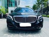 Chính chủ cần bán Mercedes S500L màu đen, sản xuất 2016, bản full