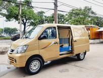 Cần bán xe Thaco Towner Van 2S 2021, màu vàng giá cạnh tranh