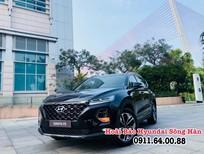Bán xe Hyundai Santa Fe 2021, 945tr, khuyến mãi 100 triệu đồng