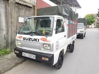 Cần bán Suzuki 5 tạ cũ thùng bạt 2007 tại Hải Phòng