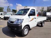Thaco Towner990 thùng lửng tải 990kg đời 2021 miễn phí 100% thuế trước bạ