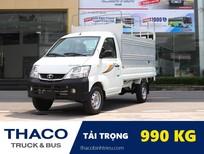 Thaco Towner990 thùng mui bạt tải 990kg km miễn phí 100% thuế trước bạ