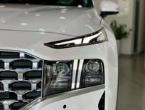 Giá xe Santafe Facelift 2021, giảm giá tiền mặt 20Tr, tặng 30Tr phụ kiện..