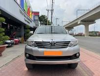 Cần bán xe Toyota Fortuner 2.7V AT4x2 2013 chính hãng Toyota Sure