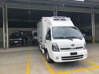 Bán Thaco Frontier K200 đông lạnh 2021, màu trắng giá cạnh tranh