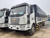 Xe FAW nhập khẩu 8 tấn thùng bạt 9m7 đời 2021