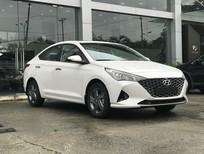 Giá xe Hyundai Accent 2021, trả trước 130tr, xe sẵ, góp 80%