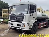 Bán xe bồn chở nước 9 khối nhập khẩu 2021 hiệu DongFeng chính hãng