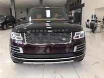 Bán xe Land Rover Range Rover SVAutobiography hai màu đỏ nóc đen sản xuất 2021