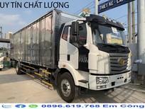 Xe tải 8 tấn thùng kín 9.7m trả góp giao ngay