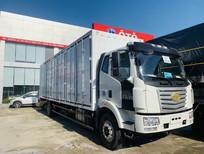 Bán xe tải Faw 8 tấn thùng kín container 60 khối giao ngay