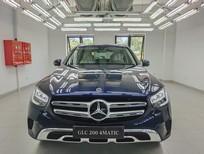 Bán Mercedes GLC-Class sản xuất năm 2021, màu xanh lam