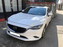 Cần bán Mazda 6 2.5AT 2018, màu trắng, giá tốt