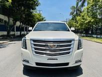Bán ô tô Cadillac Escalade platinum 2015, màu trắng, nhập khẩu nguyên chiếc
