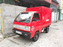 Bán xe tải 5 tạ cũ Suzuki thùng kín đời 2015 Hải Phòng