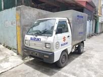 Bán xe tải Suzuki 5 tạ cũ thùng kín đời 2006 Hải Phòng