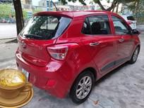 Không gian riêng đáng yêu - Xe 2016 Hyundai I10 đỏ may mắn