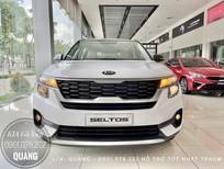 Kia Seltos Deluxe 2021 giao liền - phiên bản giới hạn (nội thất trắng). Đưa trước 207 triệu nhận xe