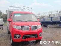 Đại lý bán xe tải Dongben thùng bạt giá đúng, máy bền Đồng Nai