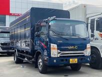 Giá xe tải JAC N650 PLUS thùng bạt dài 6m2 mới 2021
