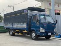 Giá xe tải Isuzu VM 1.7 tấn thùng bạt dài 6m2 mới 2021