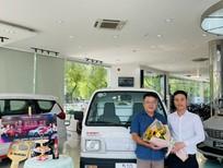 Bán xe tải Van Suzuki 2021 chạy giờ cấm