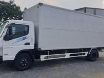 Bán xe Mitsubishi Canter TF 8.5L thùng dài 6,2m tải trọng 4,7 tấn. Chính hãng hỗ trợ trả góp