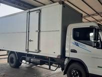 Bán xe tải Fuso TF7.5 tải trọng 3,5 tấn thùng dài 5m2, có hỗ trợ trả góp