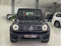 Bán Mercedes Benz G63 AMG màu đen, sản xuất 2021, xe giao ngay
