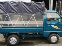 Bán xe Towner800 thùng mui bạt, tải trọng 990kg, hỗ trợ trả góp 70-75% 60 triệu lấy xe
