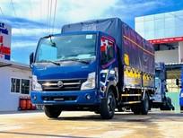 Nissan 3T5 thùng dài 4m3 - hỗ trợ vay góp 80% trả trước 120 triệu giá rẻ vay cao