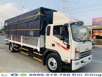 Bán xe tải Jac 9 tấn thùng dài 7m động cơ Cumins