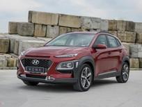 Hyundai Kona 2021 Giảm 50% thuế trước bạ, tặng bảo hiểm thân vỏ 1 năm