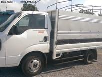 Xe tải Kia 2.4 tấn K250 thùng lửng, bạt, kín, đủ các loại thùng, hỗ trợ trả góp, giá tốt