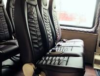 Cần bán Ford Transit 2.4L,số sàn, máy dầu, 16 chỗ sản xuất cuối 2018