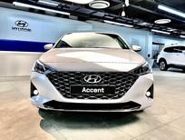Tặng màn hình, camera cho Hyundai Accent MT, xe sẵn, góp 80%