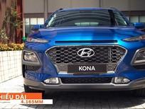 Giá lăn bánh xe Hyundai Kona 1.6 turbo, giảm tiền mặt, ngân hàng hỗ trợ tận nhà