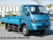 Xe tải Kia K250L thùng dài 4.5m tải 2.4 tấn đóng các loại thùng, hỗ trợ trả góp từ 170tr