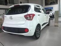 Bán xe Hyundai i10 2021, màu trắng, giá chỉ 351tr, tặng 50% thuế trước bạ. Lh Hoài Bảo